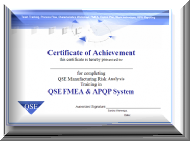 qse process fmea introducing failure modes and effects analysis